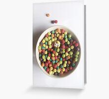 Bibbles for Breakfast Greeting Card
