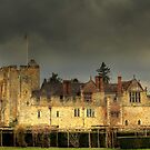 Hever Castle by larry flewers