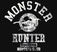 Monster Hunter - Hunting Club (light effect) T-Shirt