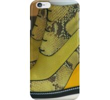 Yellow Alligators iPhone Case/Skin