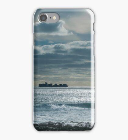 Under Threatening Skies iPhone Case/Skin