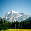 Mount Robson  by Paul Moloney