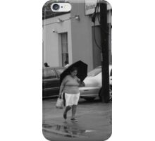 Just a Normal Day iPhone Case/Skin