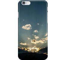 The Eye of Heaven iPhone Case/Skin
