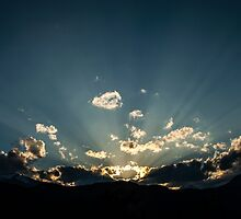 The Eye of Heaven by JeffJolly