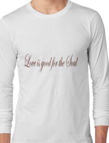 Soul Long Sleeve T-Shirt