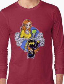 Batgirl - Queen of Spades Long Sleeve T-Shirt