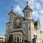 The New Cathedral in Drobeta Turnu Severin, Romania (2) by Dennis Melling