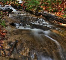 Wagner Falls Stream 2 by Chintsala