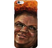 YA DINGUS! - Check it out with Dr. Steve Brule iPhone Case/Skin
