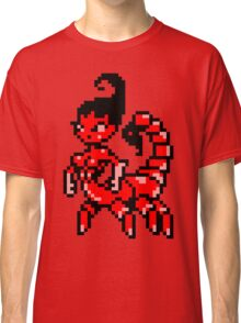 Scorpion Woman Classic T-Shirt