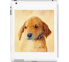 The Puppy iPad Case/Skin