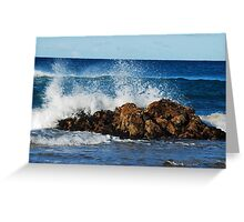 (Rocks) 10 Greeting Card