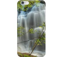 Sylvia Falls ... After The Storm iPhone Case/Skin