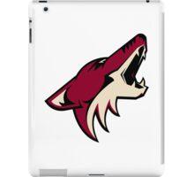 Arizona Coyotes Logo iPad Case/Skin
