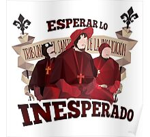 The Spanish Inquisition - 'Esperar lo Inesperado' Poster