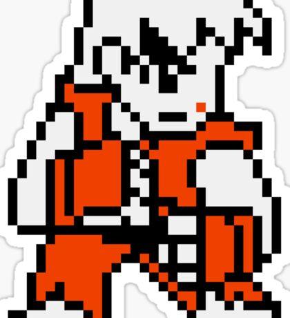 Ken Masters - Street Fighter Sprite Sticker