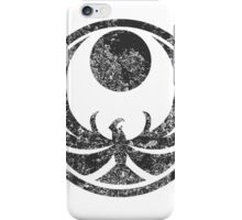 Nightingale Symbol iPhone Case/Skin