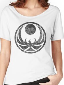 Nightingale Symbol Women's Relaxed Fit T-Shirt