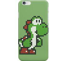 Pixel Yoshi iPhone Case/Skin