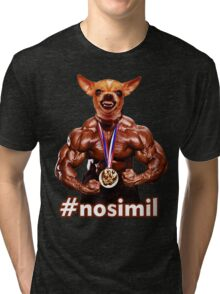 #NOSIMIL Tri-blend T-Shirt