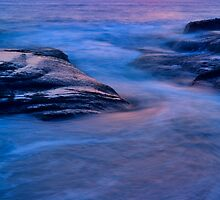 Aliso Beach Laguna California by photosbyflood