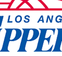 Los Angeles Clippers Sticker