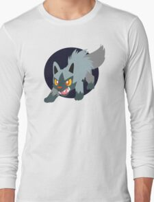 Poochyena - 3rd Gen Long Sleeve T-Shirt