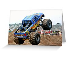 Monster Trucks - Big Things Go Boom Greeting Card