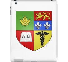 Granby Coat of Arms iPad Case/Skin
