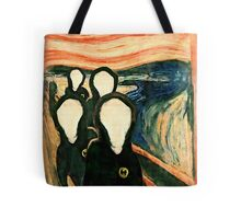 Wu Scream Tote Bag