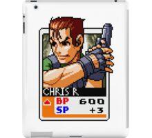 Chris Redfield iPad Case/Skin