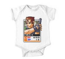 Chris Redfield - Resident Evil One Piece - Short Sleeve