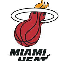 Miami Heat by Enriic7