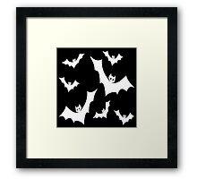 Vampire Bats Framed Print