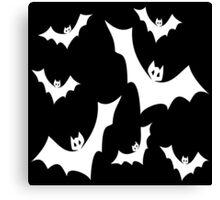 Vampire Bats Canvas Print