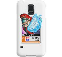 M. Bison Samsung Galaxy Case/Skin