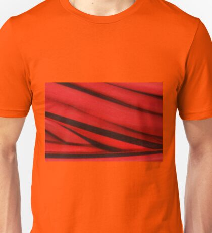 Tubes Abstract Unisex T-Shirt