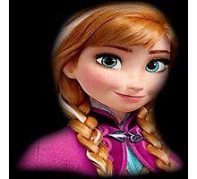 Frozen's Anna! Photographic Print