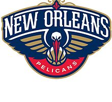 New Orleans Pelicans by Enriic7