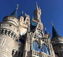 Disney Castle by cgraf605