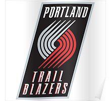 Portland Trail Blazers Poster
