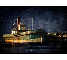 Home is the Sailor Photographic Print