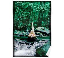 agua #4 Poster