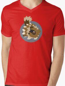 Zigzagoon - 3rd Gen Mens V-Neck T-Shirt