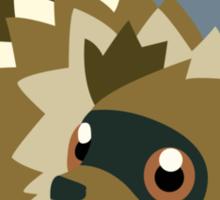 Zigzagoon - 3rd Gen Sticker
