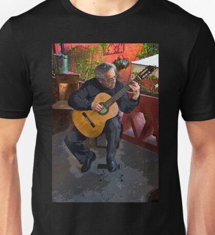 Strummin' My Six-String Unisex T-Shirt