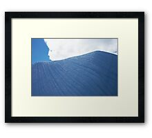 Natures Ice Cube Framed Print