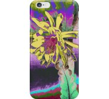 Night blooming Cereus iPhone Case/Skin