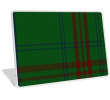 00250 Braveheart Warrior Hunting Tartan  Laptop Skin